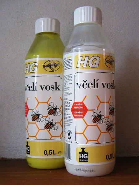 Včelí vosk na drevo cena